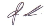 Signature Christopher Hatton