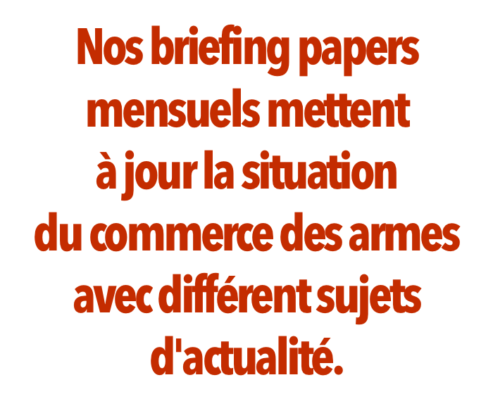 Nos briefing papers